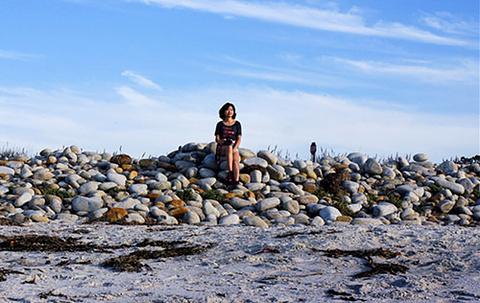 圆石滩旅游景点攻略图