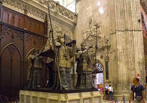 哥伦布之墓旅游景点攻略图
