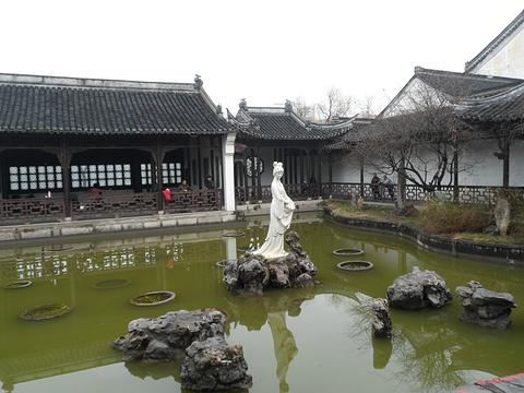 莫愁湖景区旅游景点图片