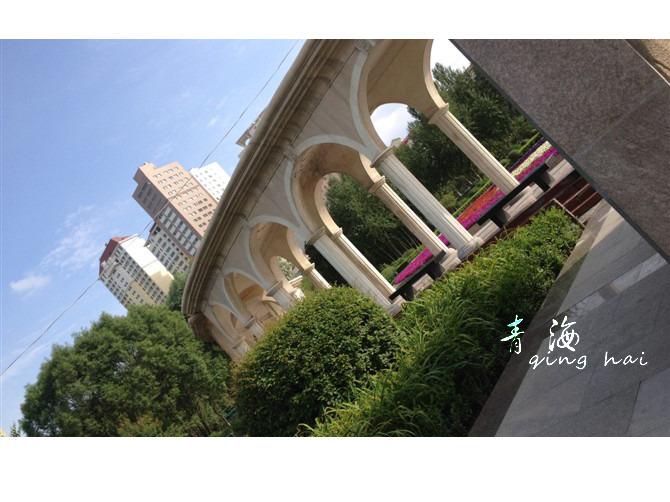 西宁。文化公园图片
