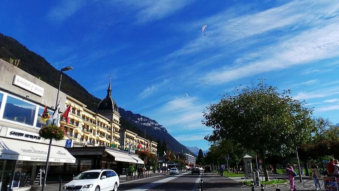 因特拉肯维多利亚少女峰水疗大酒店(Victoria Jungfrau Grand Hotel and Spa Interlaken)图片