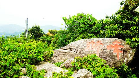 罗浮山旅游景点攻略图