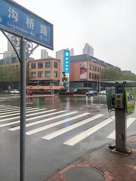 武汉天地旅游景点攻略图
