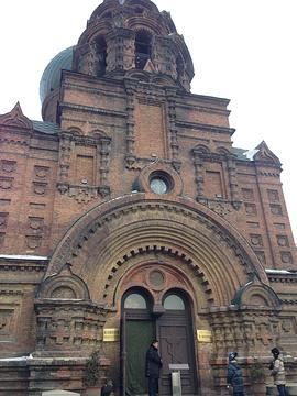 圣索菲亚大教堂旅游景点攻略图
