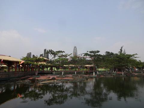 Suoi Tien Theme Park旅游景点图片