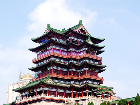 滕王阁旅游景点图片