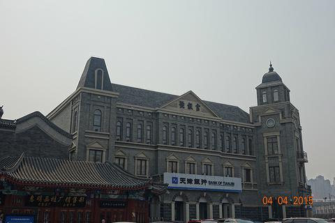 天津古文化街旅游景点攻略图