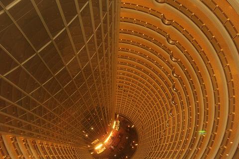 金茂大厦旅游景点攻略图