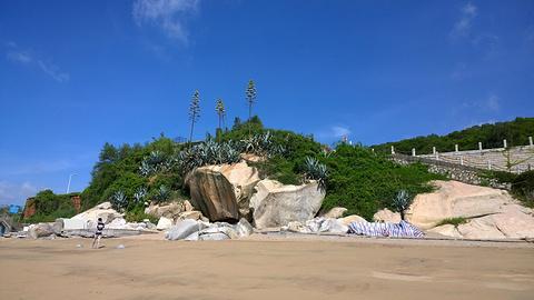 鼓浪屿环岛路旅游景点攻略图
