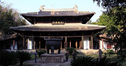 武夷宫的图片