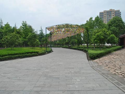 横店影视城旅游景点图片
