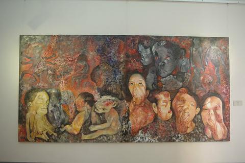 胡志明美术馆旅游景点攻略图