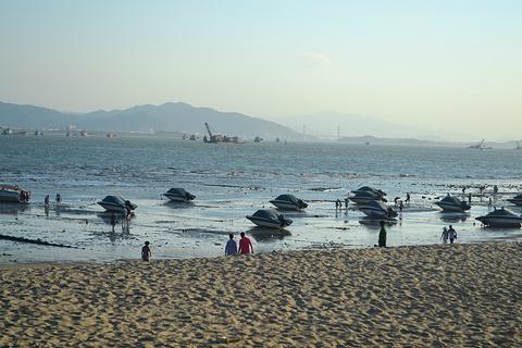 鼓浪屿环岛海滨浴场