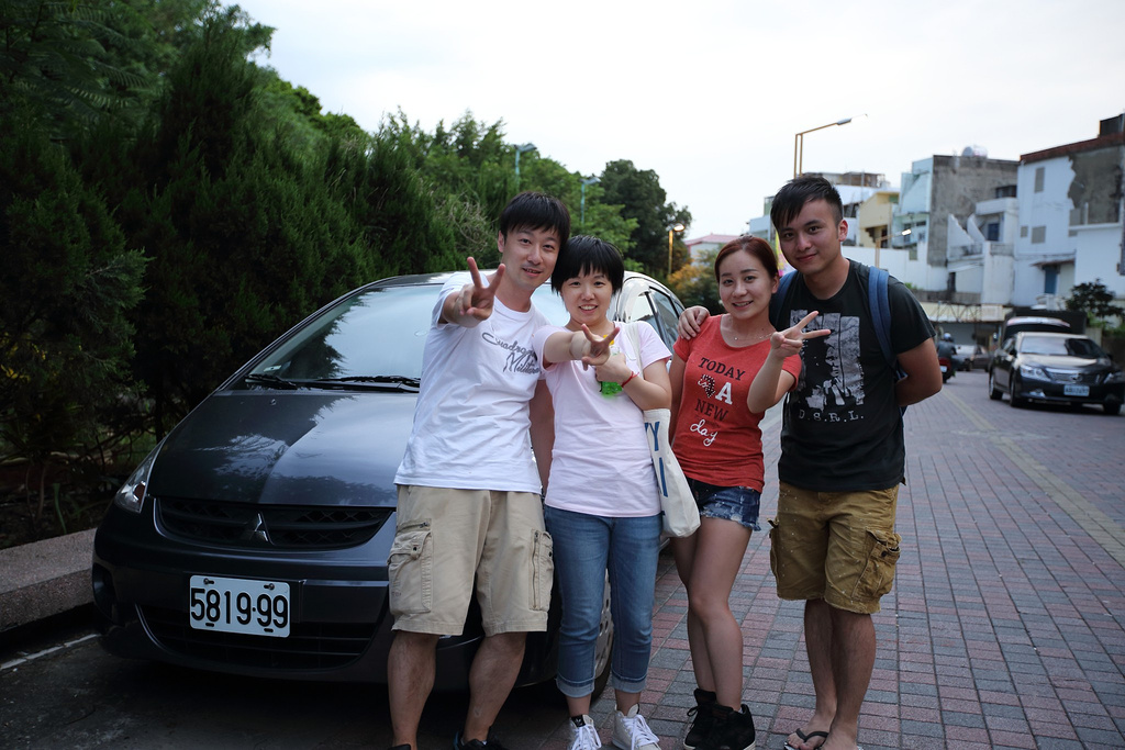 小两口的台湾11天自驾游之旅(上)