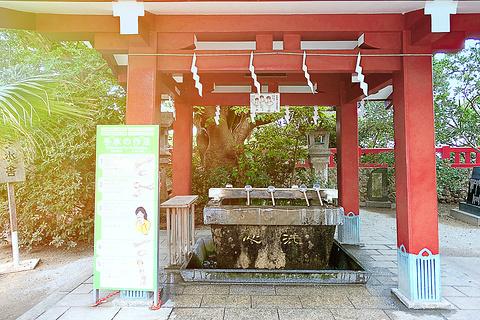 波上宫旅游景点攻略图