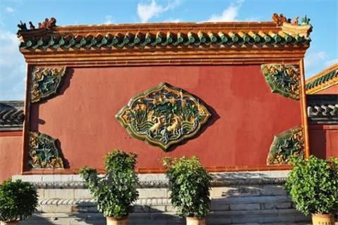 沈阳故宫旅游景点攻略图