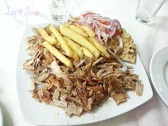 吃在雅典图片