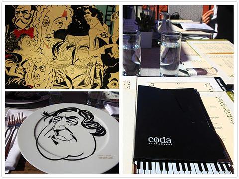 Coda Restaurant旅游景点攻略图