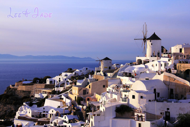 唯美希腊游