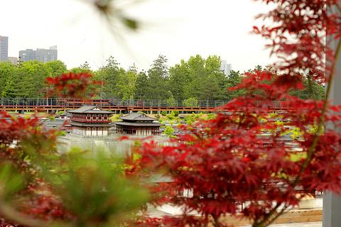 大明宫遗址旅游景点攻略图