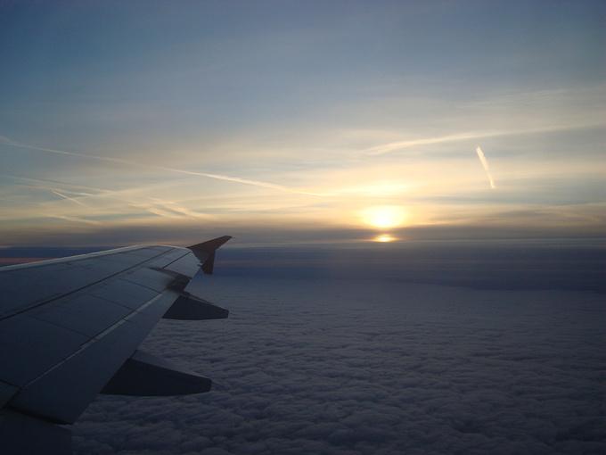北京飞往莫斯科转机到哥本哈根图片