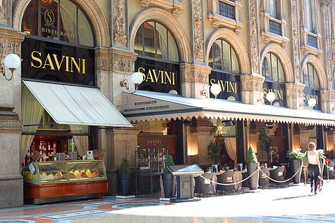 Ristorante Savini 餐厅