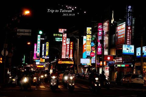 逢甲夜市旅游景点攻略图