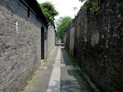 朱自清故居旅游景点图片