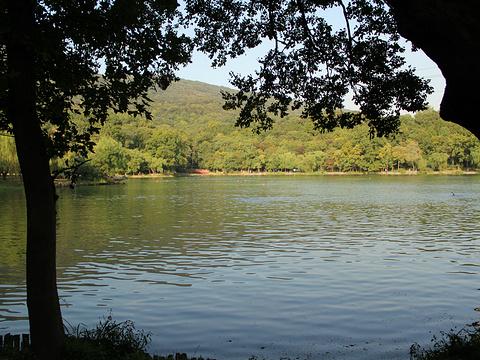 紫霞湖旅游景点图片