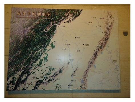 金沙遗址博物馆旅游景点攻略图