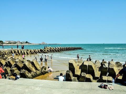 第三海水浴场旅游景点图片