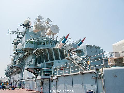 滨海航母主题公园旅游景点图片