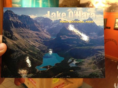 欧哈拉湖旅游景点攻略图