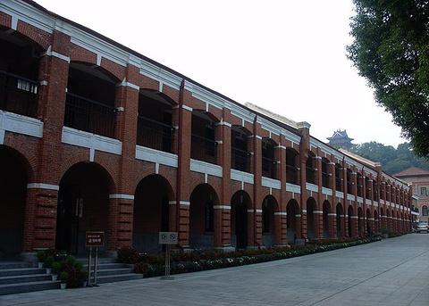武昌起义纪念馆旅游景点攻略图