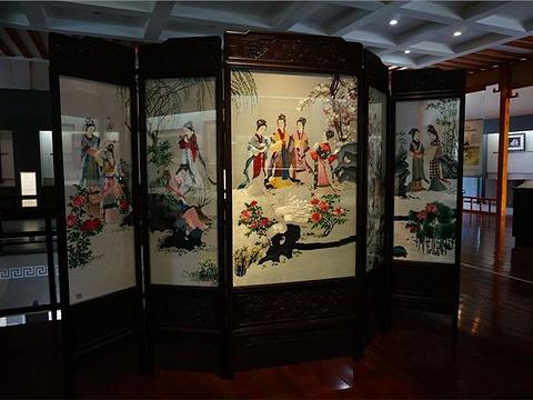 中国刺绣艺术馆旅游景点图片