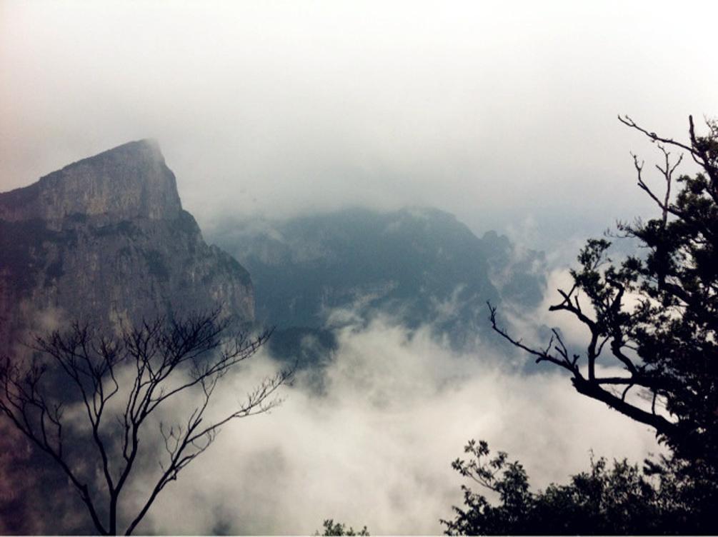 浑然天成的山水画,让人如痴如醉如梦如幻