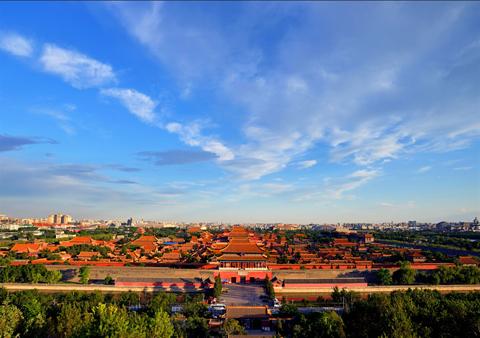 故宫的图片