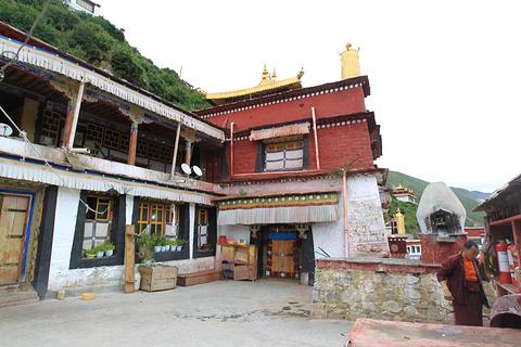 直贡梯寺旅游景点攻略图
