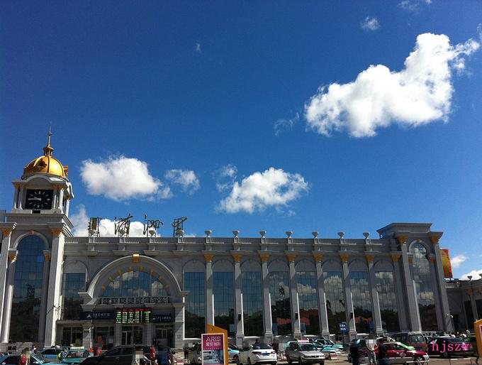 满洲里——哈尔滨图片