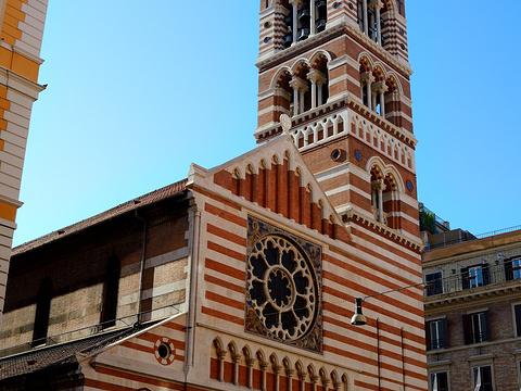 城内圣保罗教堂旅游景点图片