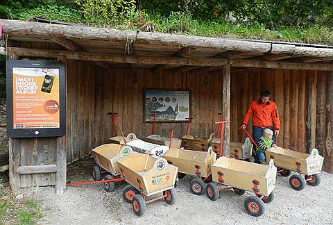 萨尔茨堡动物园旅游景点攻略图