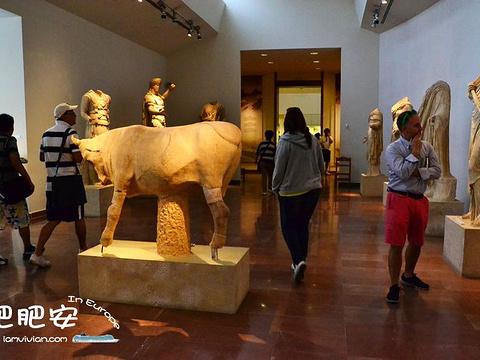 奥林匹亚考古博物馆旅游景点图片