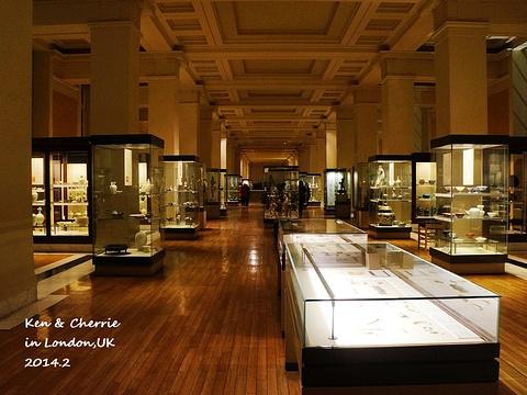 大英博物馆旅游景点图片