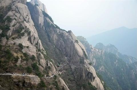 始信峰旅游景点攻略图