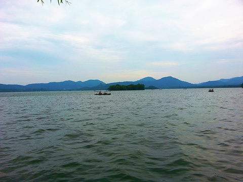西湖旅游景点攻略图