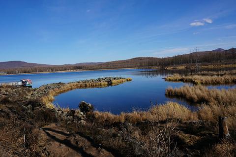 杜鹃湖旅游景点攻略图