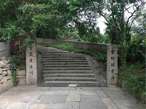 赵云墓旅游景点攻略图
