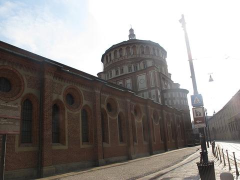 圣玛丽亚感恩教堂旅游景点图片