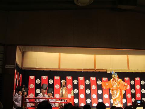 京都弥荣会馆日本传统艺能鉴赏旅游景点攻略图