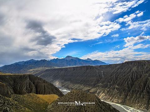 奎屯河大峡谷旅游景点图片